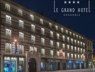 فندق لو جراند غرونوبل