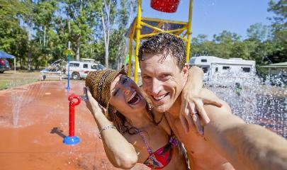 BIG4 Howard Springs Ferienpark