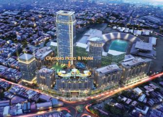 Olympia City Hotel oleh Dara