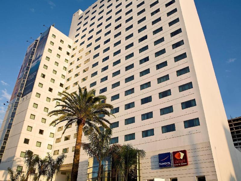 Novotel Casablanca City Center Hotel ⭐⭐⭐⭐