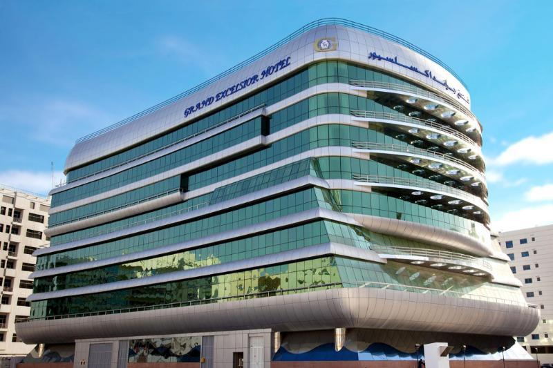 Grand Excelsior Hotel Al Barsha ⭐⭐⭐⭐