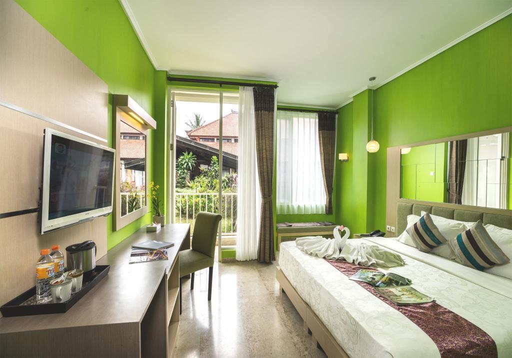 Fasilitas kamar Royal Trawas Hotel & Cottages