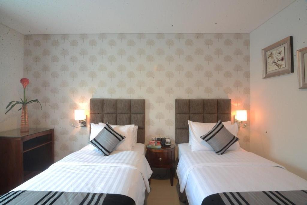 Fasilitas kamar Permata Hotel