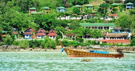 Resort di Phi Phi View Point
