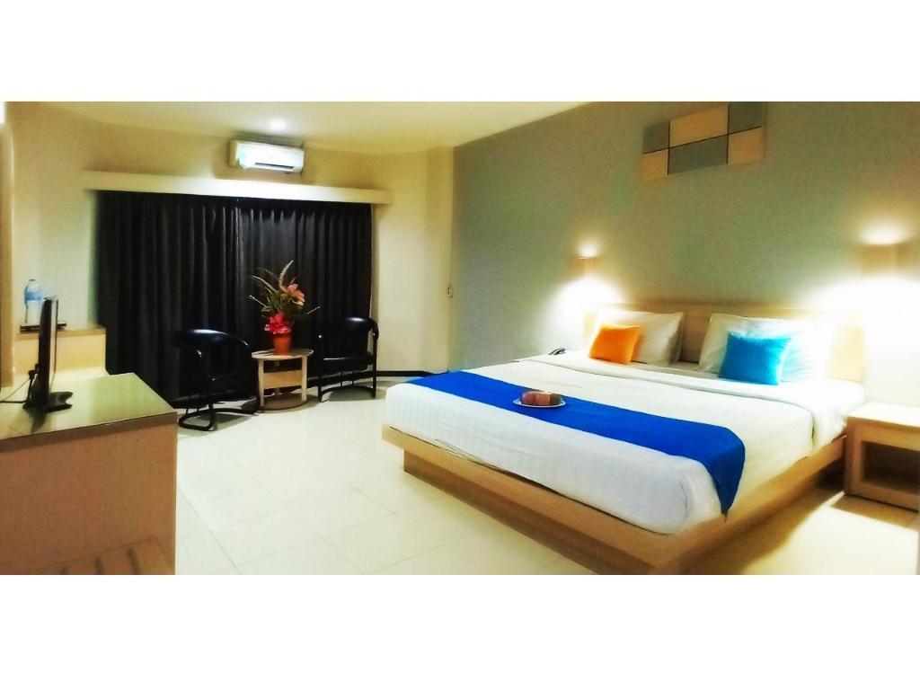 Fasilitas kamar Hotel Merpati