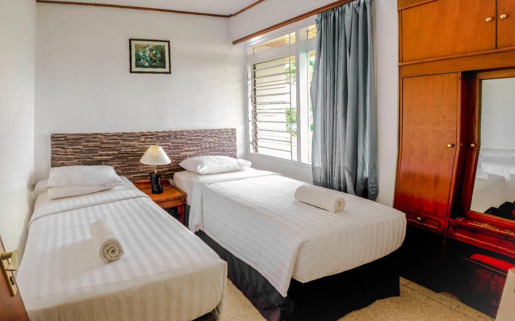 Fasilitas kamar Amanda Hills Hotel