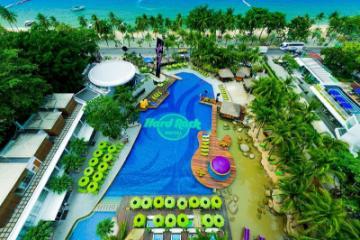 Το Hard Rock Hotel Pattaya