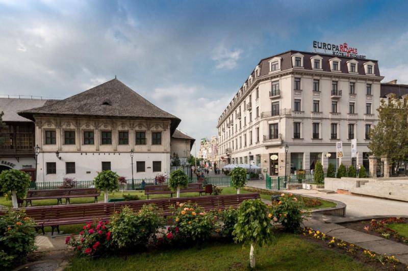 Europa Royale Bucharest Hotel ⭐⭐⭐⭐