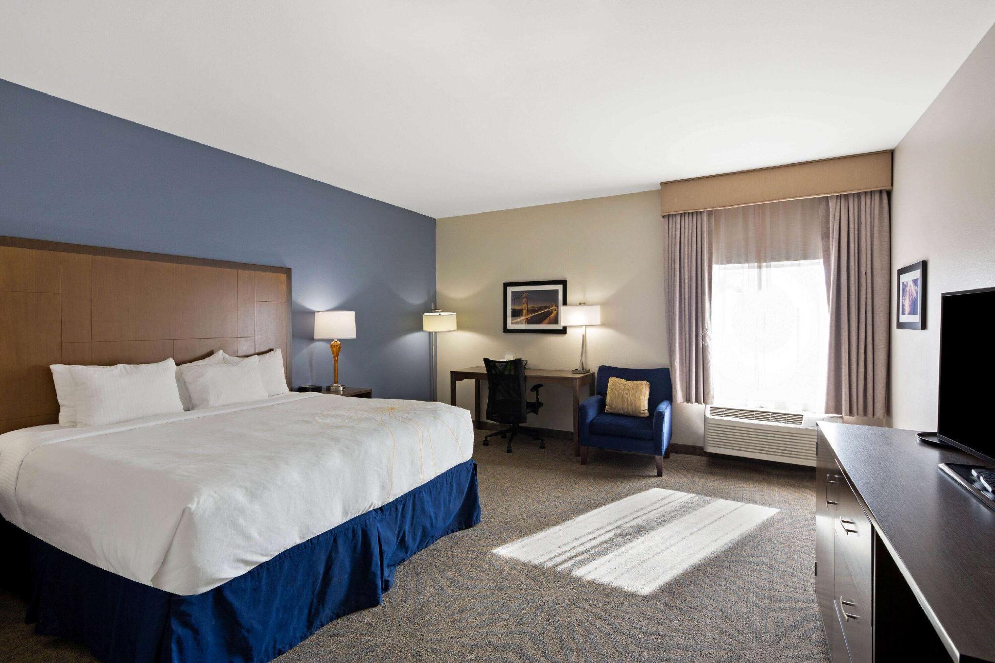 1 King Bed, Mobility Accessible Executive Room, Non-Smoking
