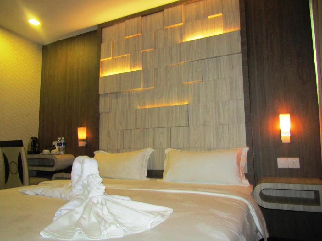 Fasilitas kamar Paragon Nagoya Hotel Batam