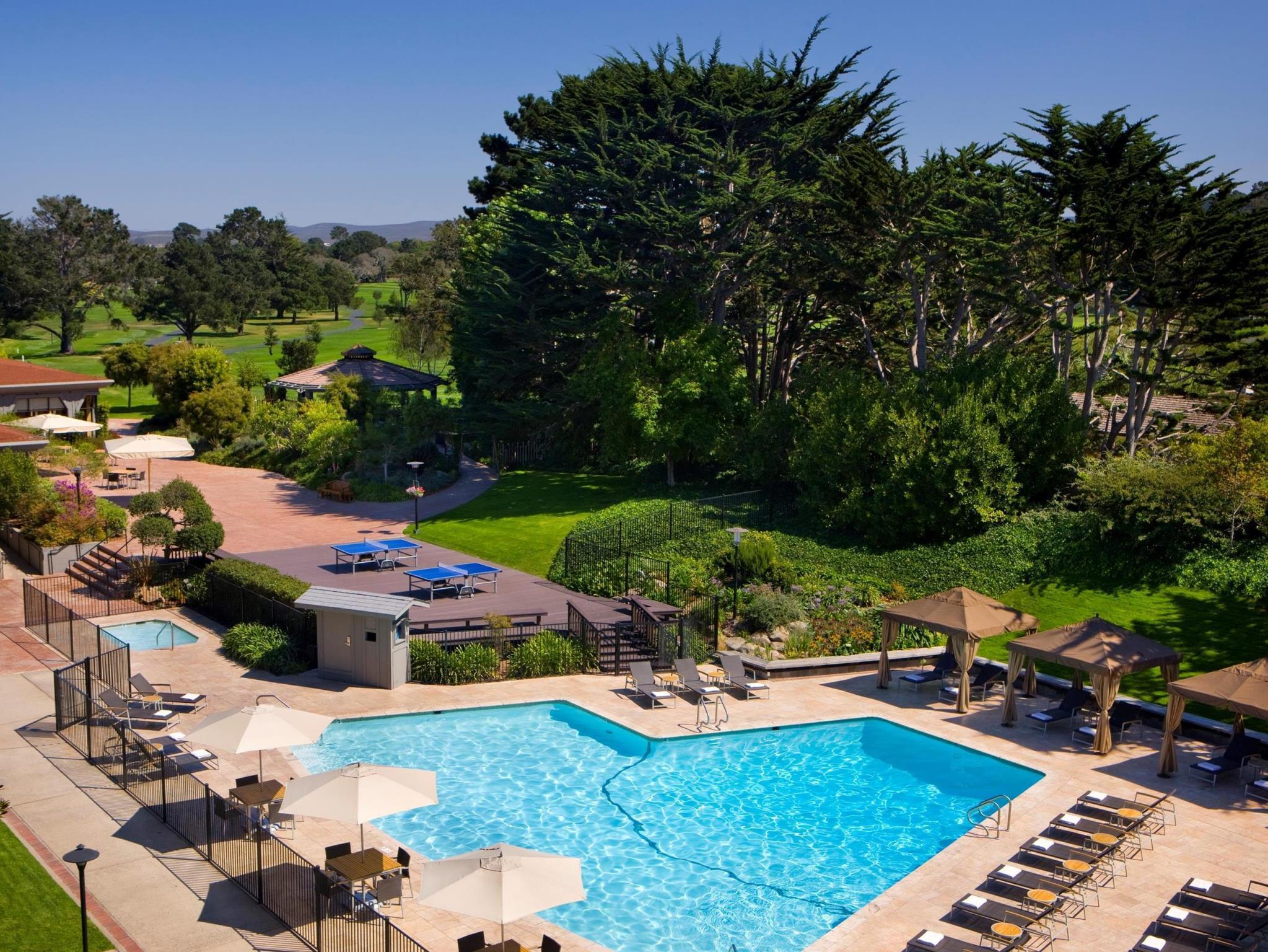 2 Queen Pool View