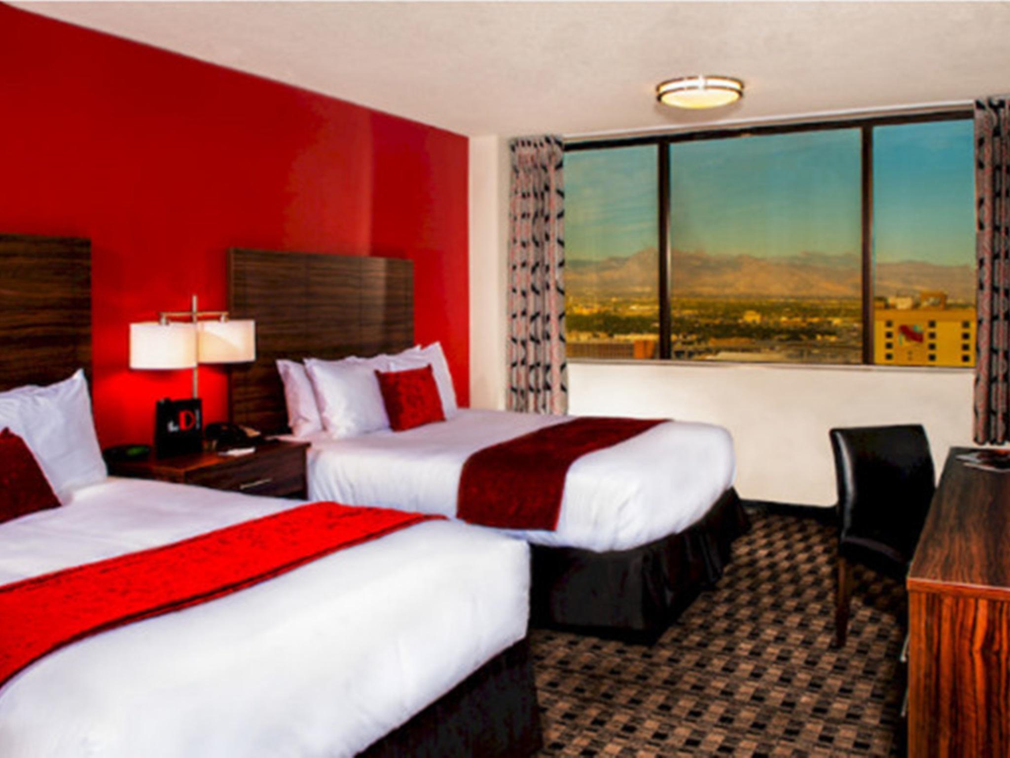 Deluxe Double Room City View