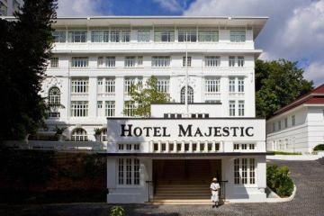 The Majestic Hotel Kuala Lumpur, Collezione di autografi