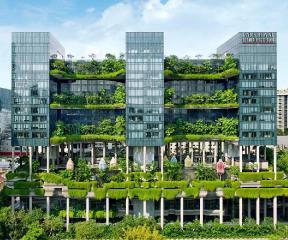 مجموعة بارك رويال بيكرينغ ، سنغافورة (SG Clean Certified)
