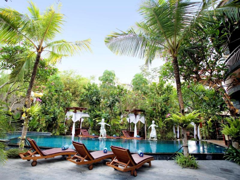 The Bali Dream Villa and Resort Echo Beach Canggu ⭐⭐⭐⭐