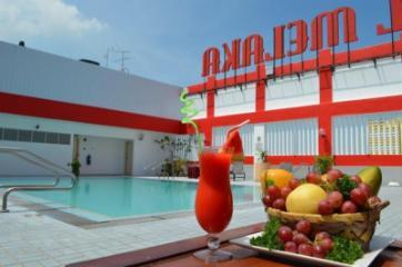 Hotel Sentral Melaka @ City Centre