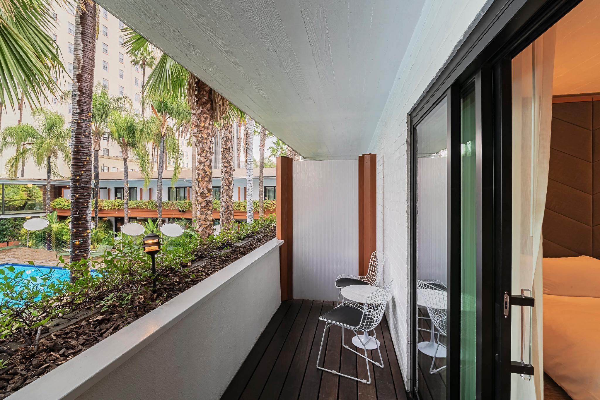 Cabana Balcony Room