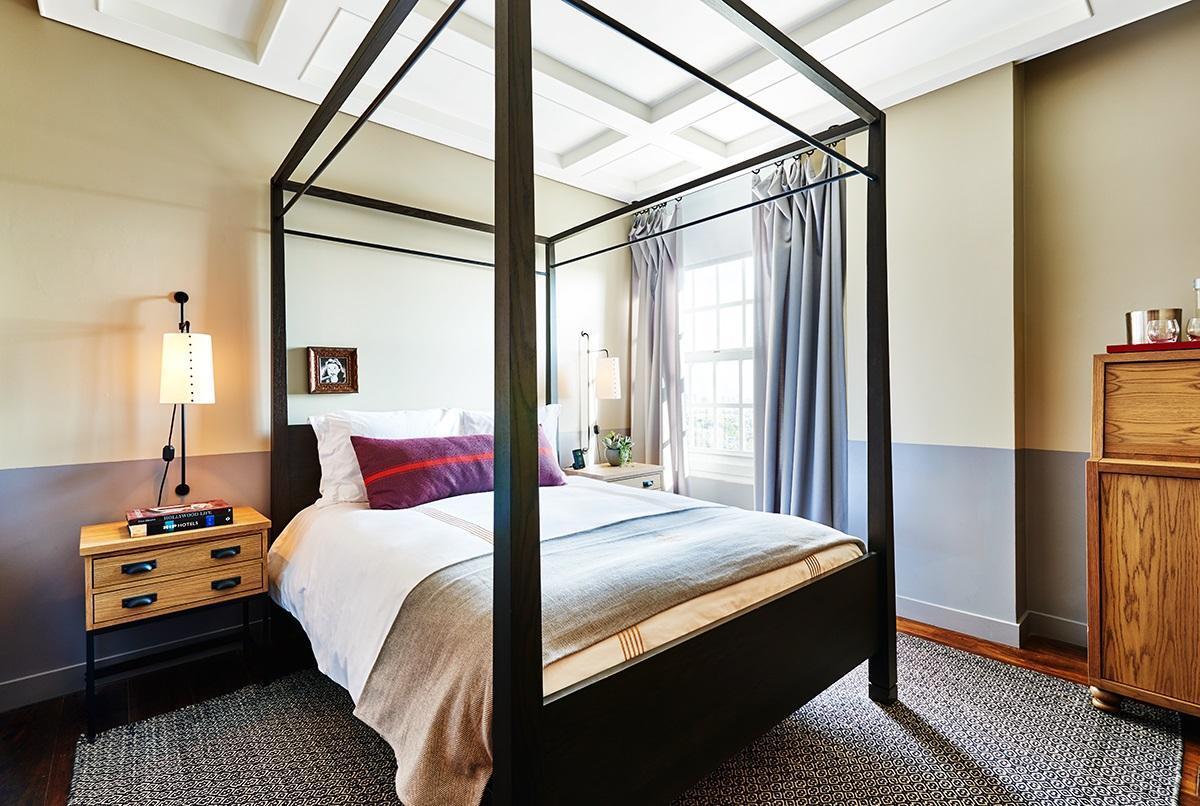 Superior Queen Bed