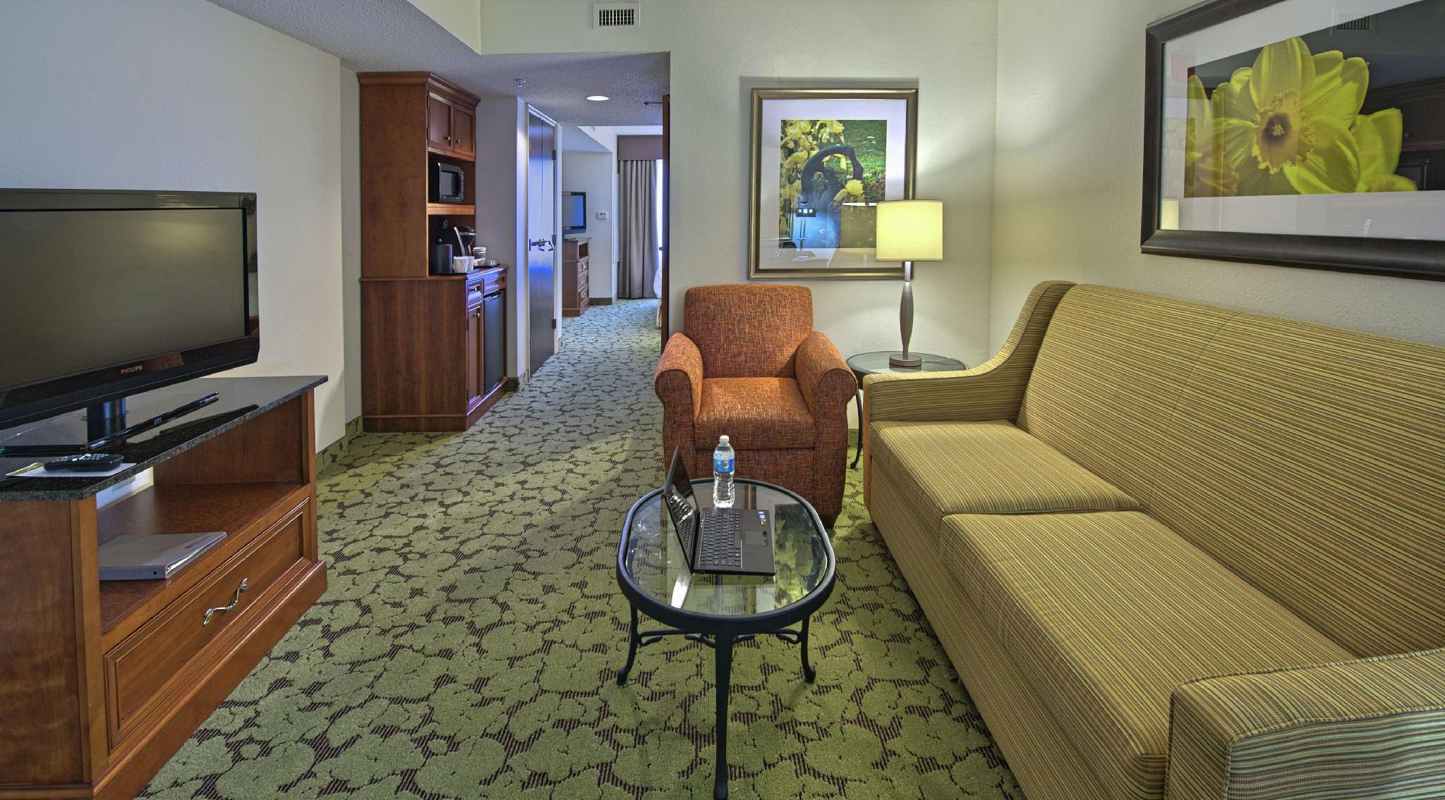 1 King Bed Junior Suite
