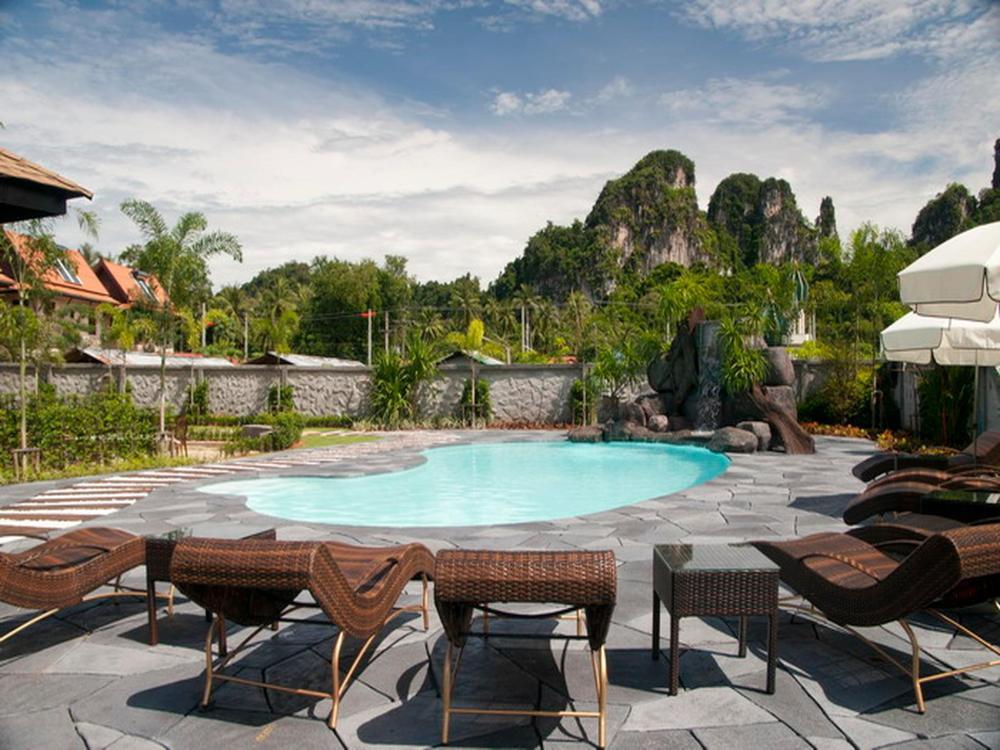 Krabi Dream Home Pool Villa
