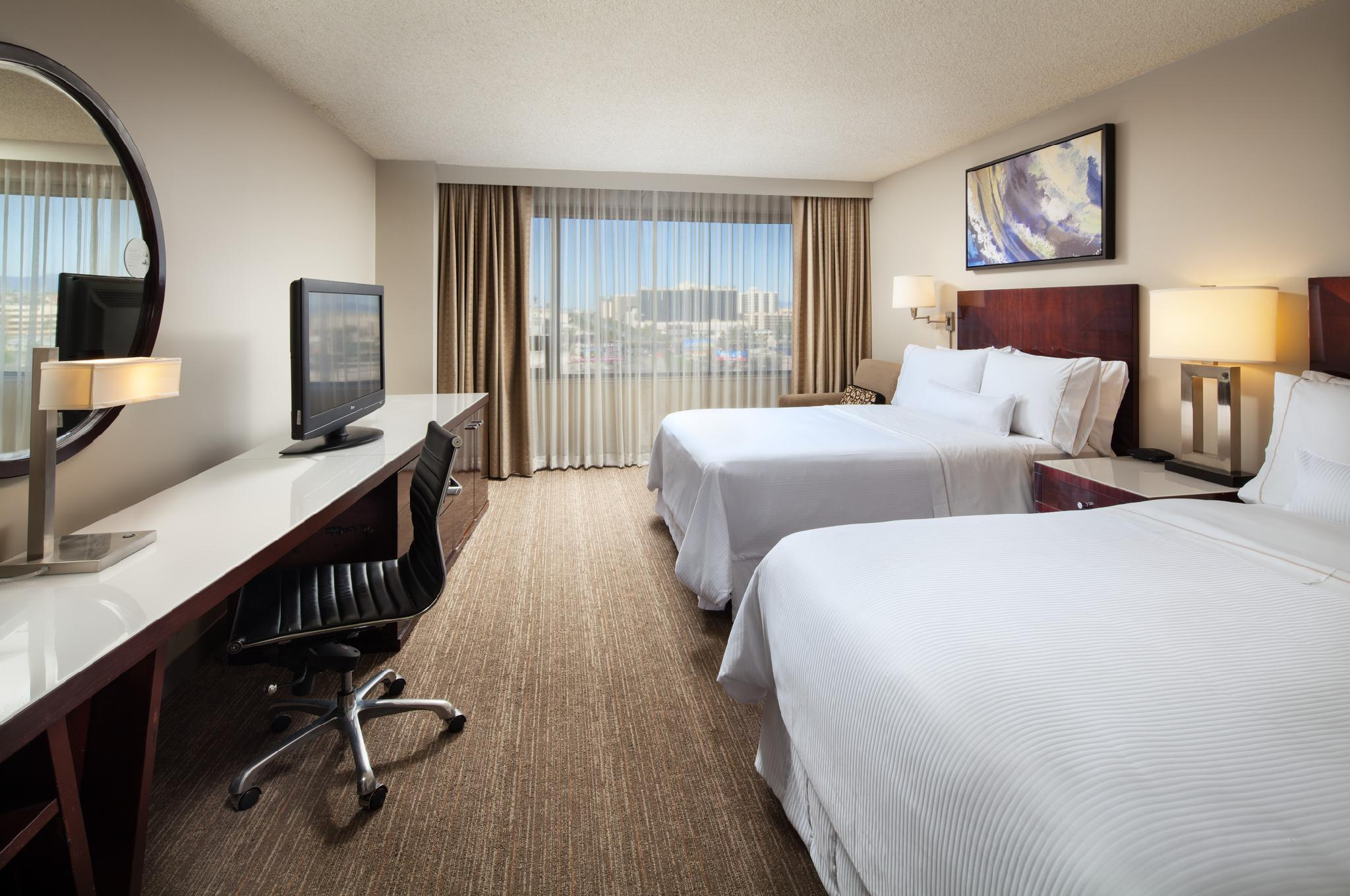 Traditional, Guest room, 2 Double, 3rd - 5th floor