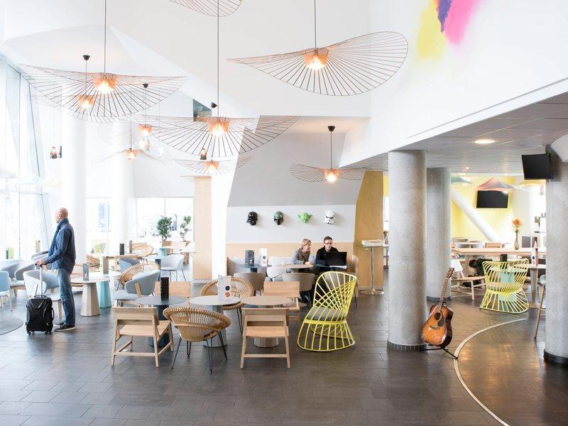 Novotel Suites Lille Europe ⭐⭐⭐⭐