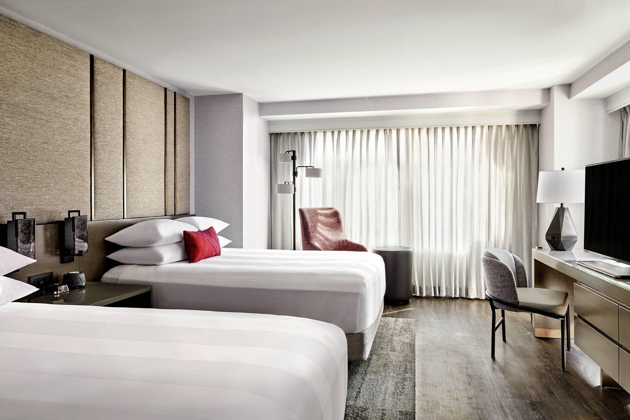 Guest room, 2 Queen, Low floor