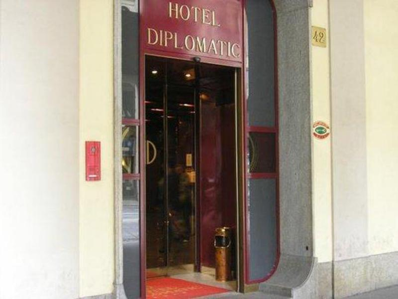 Hotel Diplomatic ⭐⭐⭐⭐