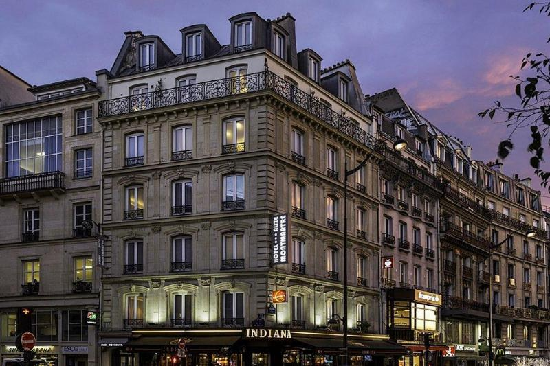 Contact Hotel Alize Montmartre ⭐⭐⭐