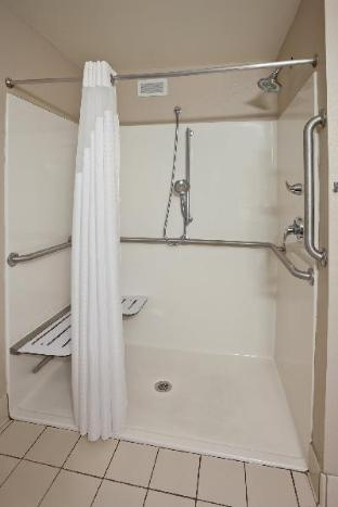 Suite Hearing Accessible Roll In Shower Non-Smoking