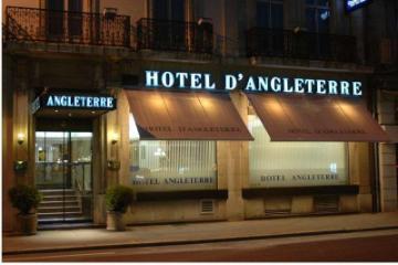 فندق أنجليتير