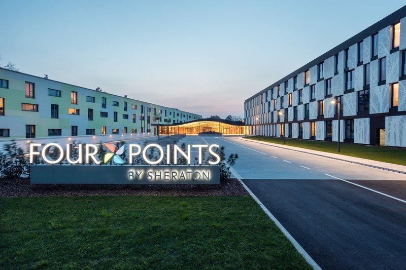 Four Points by Sheraton Ljubljana Mons ⭐⭐⭐⭐