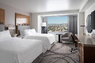 Deluxe City View Doubles, Guest room, 2 Double, City view