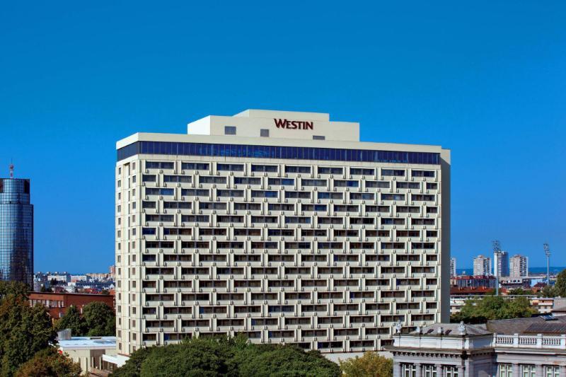 Westin Zagreb Hotel ⭐⭐⭐⭐⭐