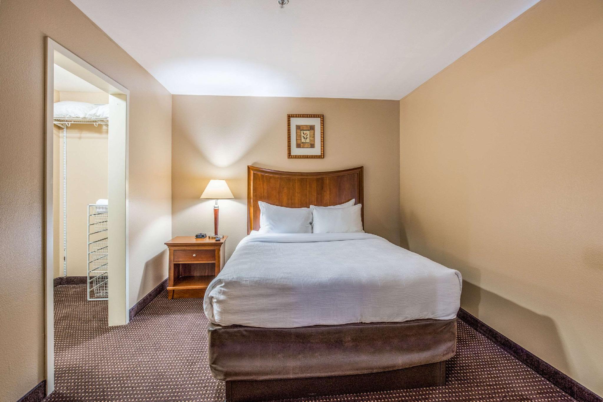 1 Queen Bed, Efficiency, Suite, Nonsmoking