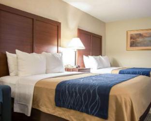 2 Queen Bed Accessible Room Non-Smoking