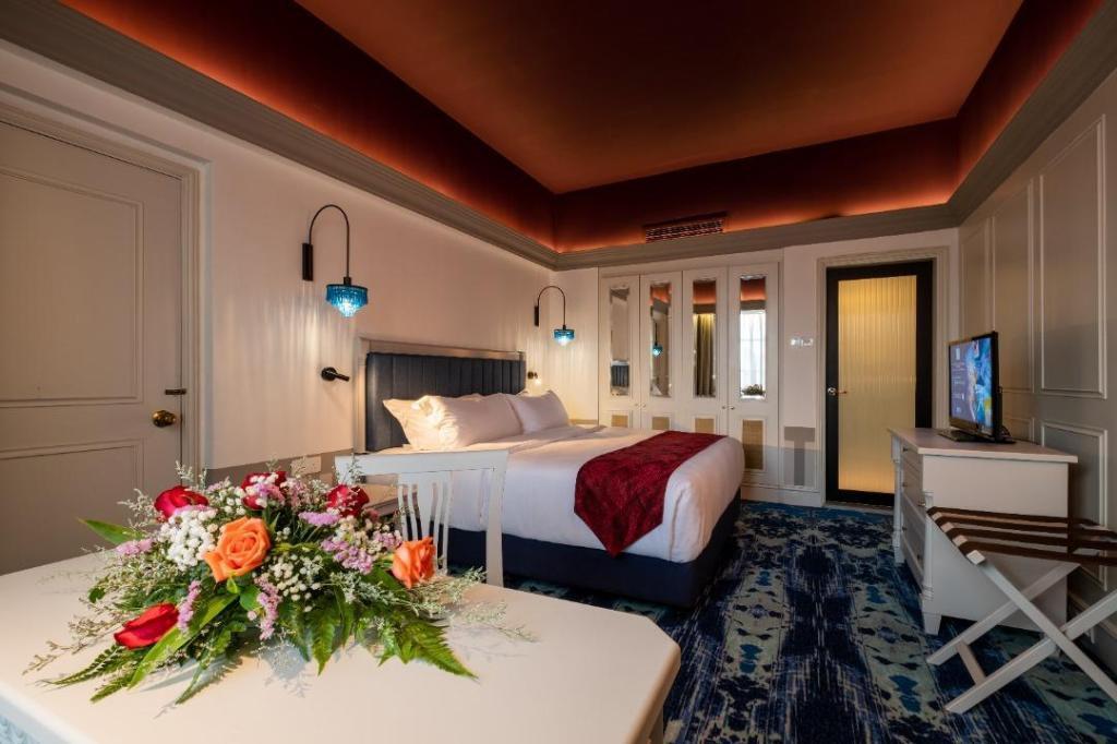 Junior Suite - Room plan