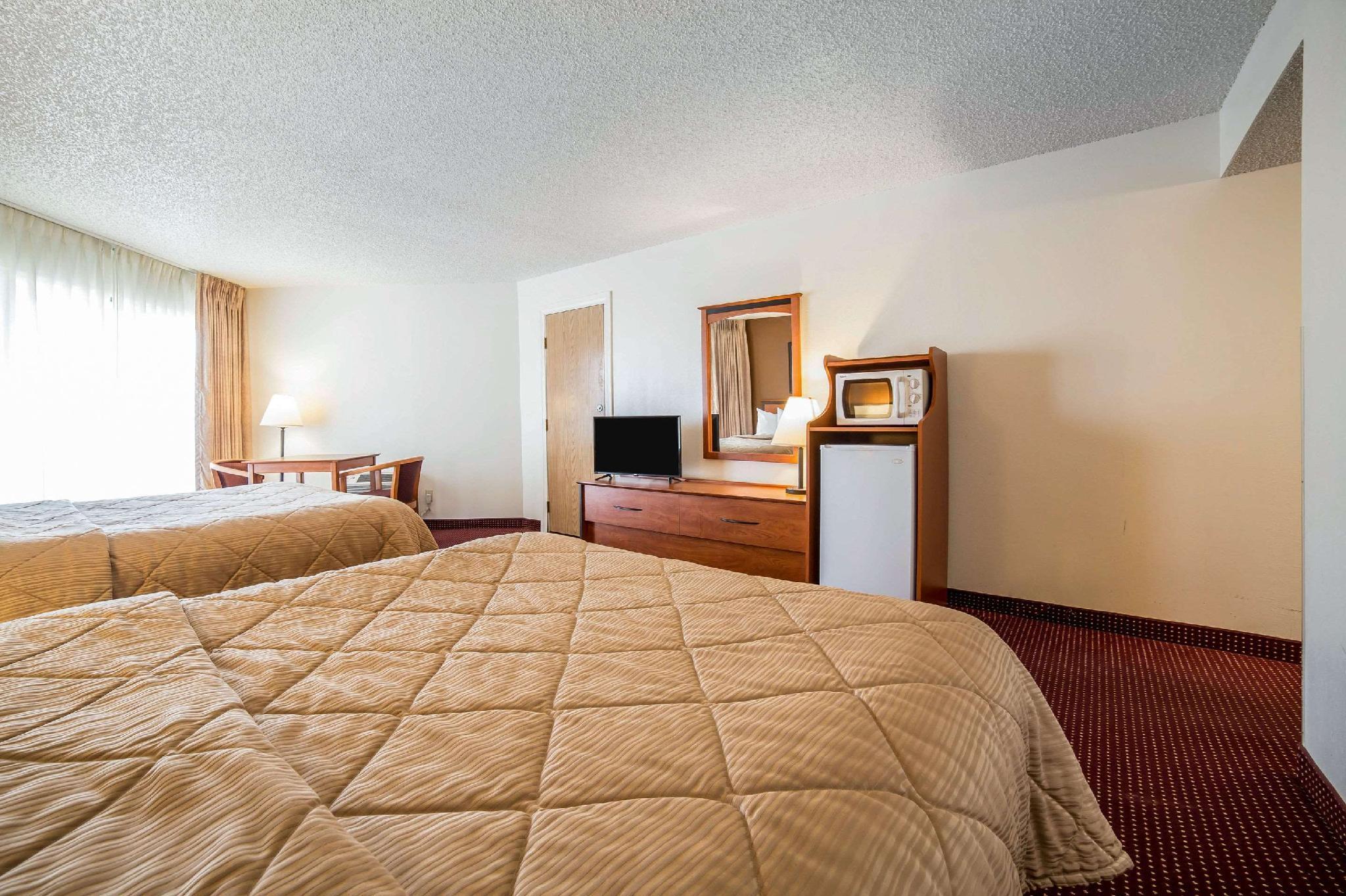 2 Queen Beds, Nonsmoking