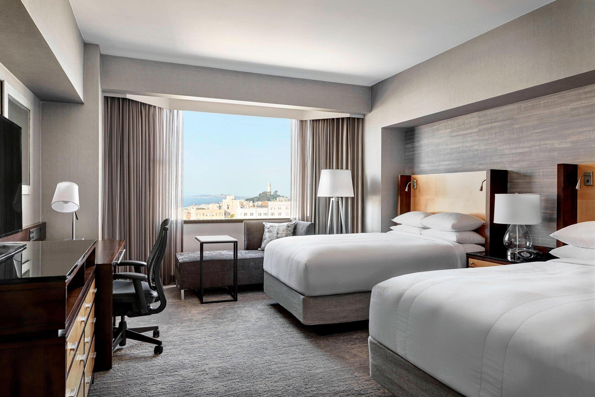 City or Bay View, Guest room, 2 Double, City or Bay view