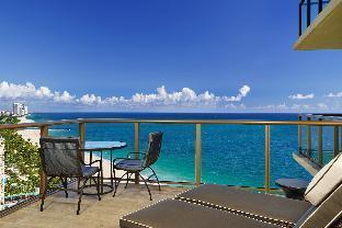 Grand Luxe, Guest room, 2 Queen, Oceanfront