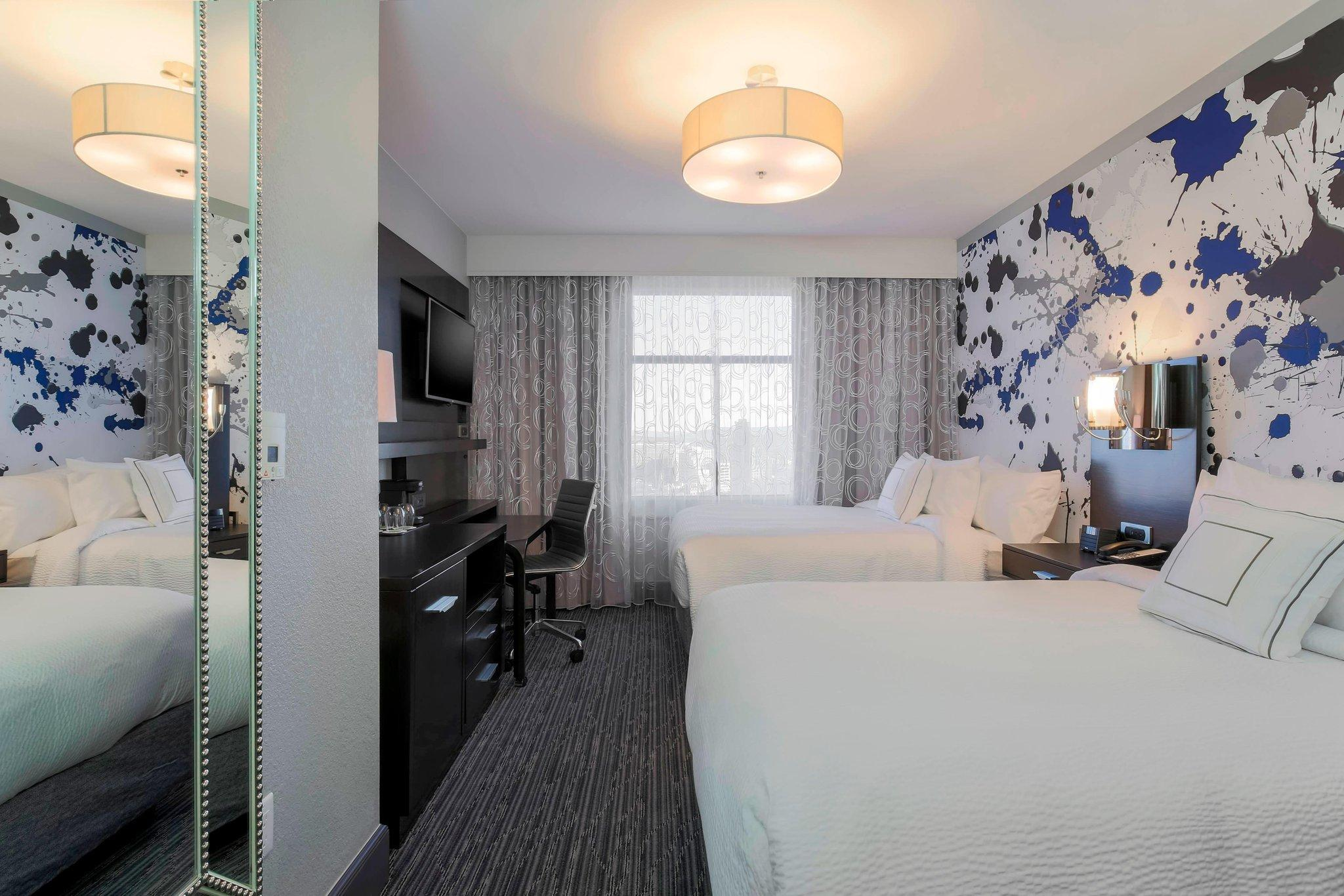 Guest room, 2 Double