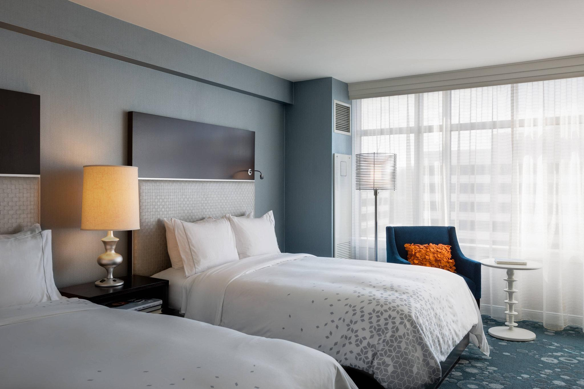 Club level, Guest room, 2 Double