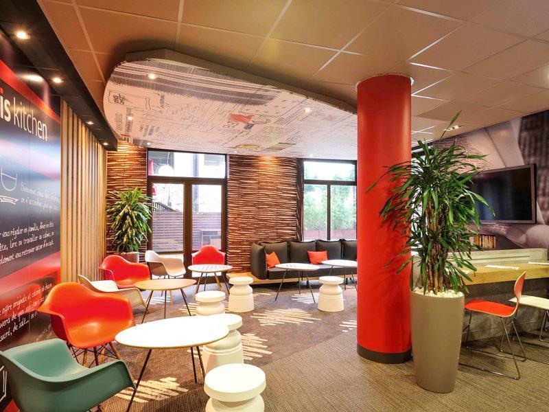 Ibis Lille Centre Gares ⭐⭐⭐