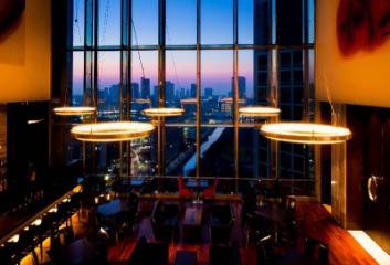 Royal Park Hotel ikoniske Tokyo Shiodome