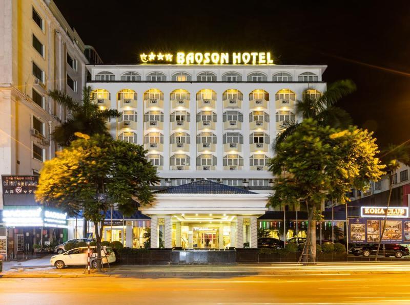 Khách sạn quốc tế Bảo Sơn