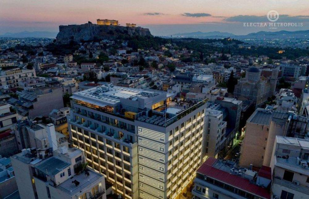 Hotel Electra Metropolis Athens