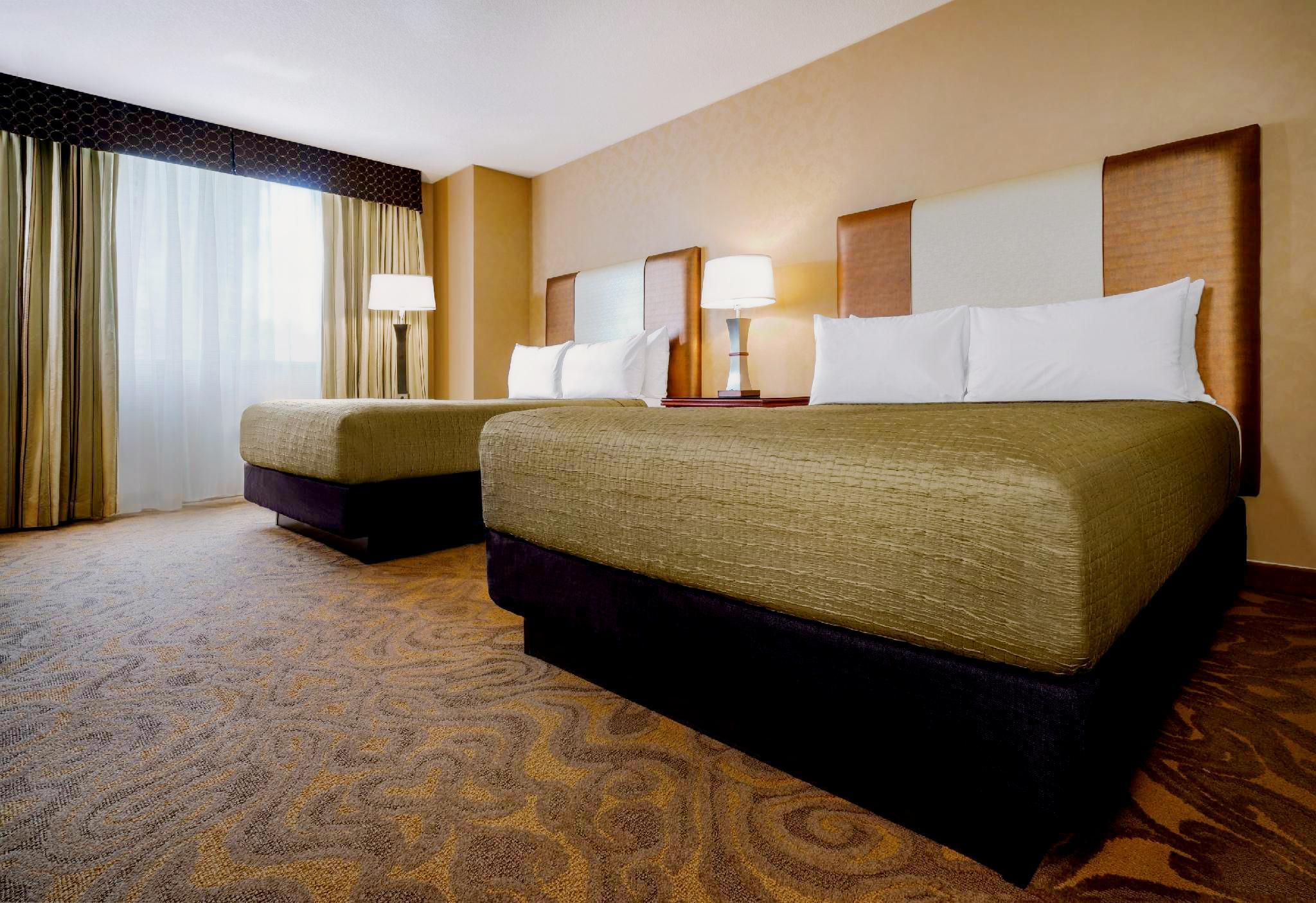 Casino Tower Double Queen Room