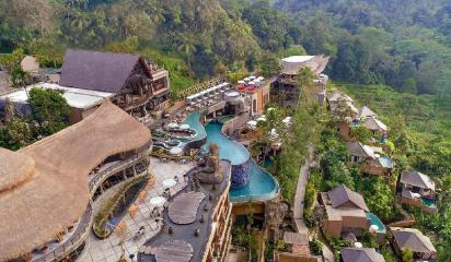 Il Kayon Jungle Resort di Pramana