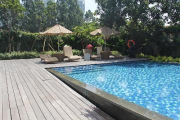 Residência Puri com serviço de varanda