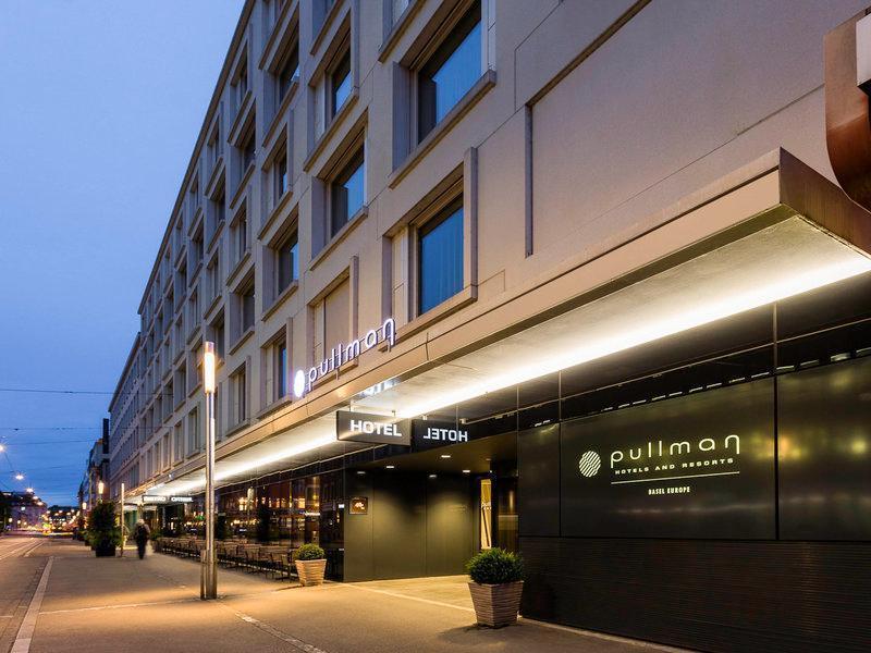 Pullman Basel Europe Hotel ⭐⭐⭐⭐